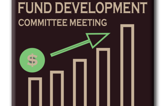 Fund Development Committee Meeting